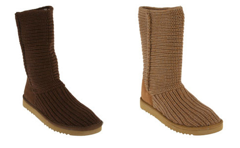 UGG-Knitted-Boots