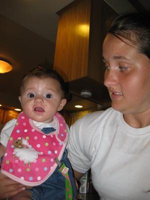 Charis and Rachel