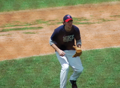 third baseman